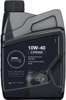 Моторное масло Avista Pulse Evo 4 Stroke 10W40 / 173108 (1л) -