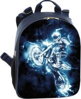 Школьный рюкзак Galanteya 8819 / 9с1855к45 (темно-синий) -