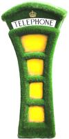Каркасное топиари F3DF Телефонная будка (2.6x1.3x1) -