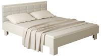 Двуспальная кровать Аквилон Азалия №16М (бодега белый) -