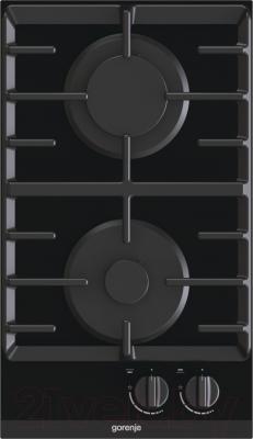 Фото - Газовая варочная панель Gorenje GC321B gorenje rk621pw4