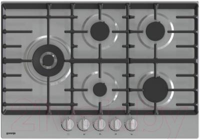 Газовая варочная панель Gorenje GW751X