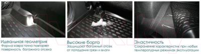 Коврик для багажника ELEMENT NLC.41.32.B11 для Renault Sandero