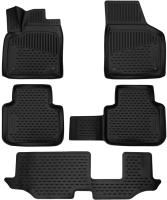 Комплект ковриков для авто ELEMENT Element3D5158210K для Volkswagen Teramont/Atlas (5шт) -