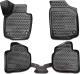Комплект ковриков для авто ELEMENT Element3D02433210K для Volkswagen Polo (4шт) -
