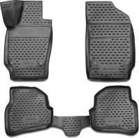 Комплект ковриков для авто ELEMENT NLC.3D.51.30.210K для Volkswagen Polo (4шт) -