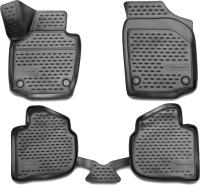 Комплект ковриков для авто ELEMENT NLC.3D.45.15.210K для Skoda Rapid (4шт) -