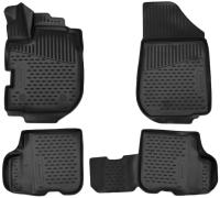 Комплект ковриков для авто ELEMENT Element3D01997210K для Renault Sandero (4шт) -
