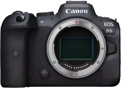 Беззеркальный фотоаппарат Canon EOS R6 Body (4082C003)