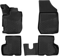 Комплект ковриков для авто ELEMENT ElementT3D4141210K для Renault Kaptur (4шт) -