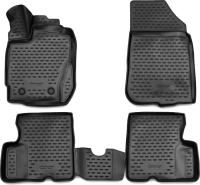Комплект ковриков для авто ELEMENT NLC.3D.41.40.210K для Renault Duster (4шт) -