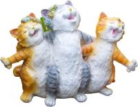 Фигурка для сада Чудесный Сад 208 Веселые коты -