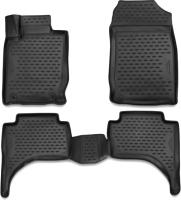 Комплект ковриков для авто ELEMENT CARMIT00001 для Mitsubishi L200 (4шт) -