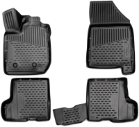 Комплект ковриков для авто ELEMENT Element3D5238210K для Lada X-Ray (4шт) -