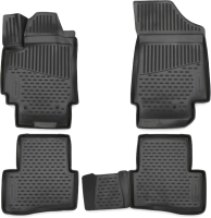 Комплект ковриков для авто ELEMENT Element3D2063210K для Hyundai Creta (4шт) -