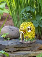 Садовая фигура-светильник Чудесный Сад 610 Ананасовый домик -