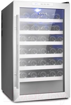 Винный шкаф Kitfort KT-2410
