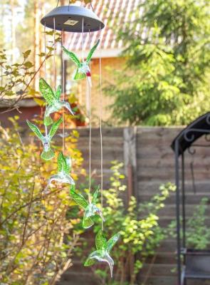Садовая фигура-светильник Чудесный Сад 634 Колибри
