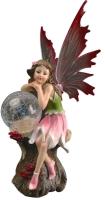 Садовая фигура-светильник Чудесный Сад 645 Фея Оливия -