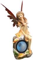 Садовая фигура-светильник Чудесный Сад 647 Фея Ника -