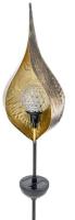 Садовая фигура-светильник Чудесный Сад 654-Y Бутон -