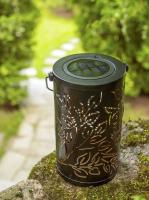 Садовая фигура-светильник Чудесный Сад 665 Филин -