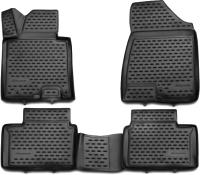 Комплект ковриков для авто ELEMENT NLC.3D.25.20.210H для Kia Cee'd (4шт) -