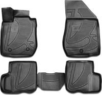 Комплект ковриков для авто ELEMENT F620250E1 для Lada Largus (4шт) -