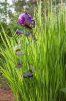 Садовая фигура-светильник Чудесный Сад 689-L Бабочки -