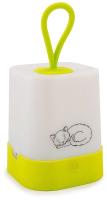 Фонарь Яркий Луч Барсик / LT-6 (желтый/зеленый) -