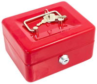 Кэшбокс Sipl AG117F (красный) -