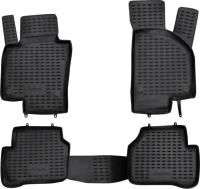 Комплект ковриков для авто ELEMENT NLC.51.06.210KH для Volkswagen Passat B6 (4шт) -