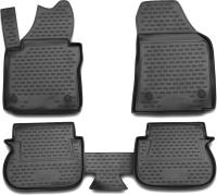 Комплект ковриков для авто ELEMENT NLC.51.37.210K для Volkswagen Caddy (4шт) -
