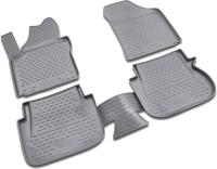 Комплект ковриков для авто ELEMENT NLC.51.18.210K для Volkswagen Caddy (4шт) -