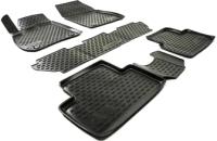 Комплект ковриков для авто ELEMENT NLC.37.25.210K для Opel Zafira (5шт) -