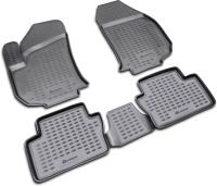 Комплект ковриков для авто ELEMENT NLC.37.09.210K для Opel Zafira (4шт) -