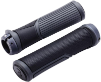 Грипсы для велосипеда BBB Cobra / BHG-96 (черный/серый) -