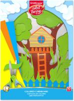 Набор цветного картона Erich Krause ArtBerry / 50567 -
