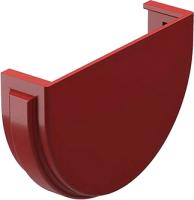 Заглушка желоба Docke Premium 120мм (гранат) -