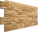 Фасадная панель Docke Stein Бронза (426x1196) -