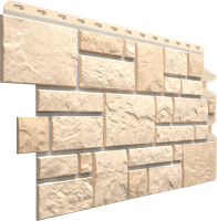 Фасадная панель Docke Burg Пшеничный (472x1072) -