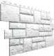Фасадная панель Docke Burg Платиновый (472x1072) -