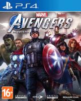 Игра для игровой консоли Sony PlayStation 4 Мстители Marvel -