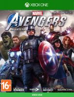 Игра для игровой консоли Microsoft Xbox One Мстители Marvel -