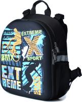 Школьный рюкзак Galanteya 65019 / 0с755к45 (черный) -