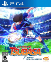 Игра для игровой консоли Sony PlayStation 4 Captain Tsubasa: Rise of New Champions -