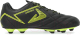 Бутсы футбольные Demix JWEVU902T0 / 106341-BU (р-р 38, черный/зеленый) -