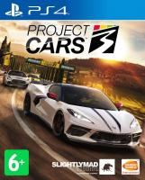 Игра для игровой консоли Sony PlayStation 4 Project CARS 3 -