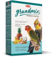 Корм для птиц Padovan GRANDMIX Parrocchetti для средних попугаев (400г) -
