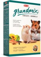 Корм для грызунов Padovan GRANDMIX Criceti для хомяков и мышей (400г) -